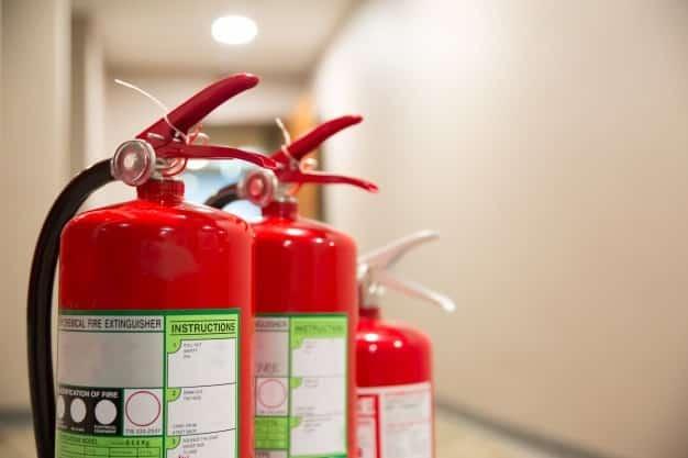 Extintores, ¿son obligatorios en mi comunidad de vecinos?