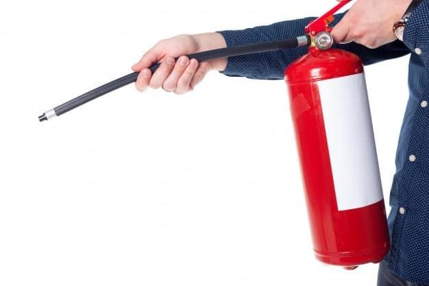 uso extintor