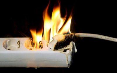 ¿Qué hacer en caso de incendio en casa?