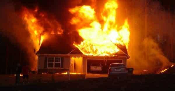 Plan de emergencias contra incendios doméstico