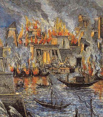 incendios históricos